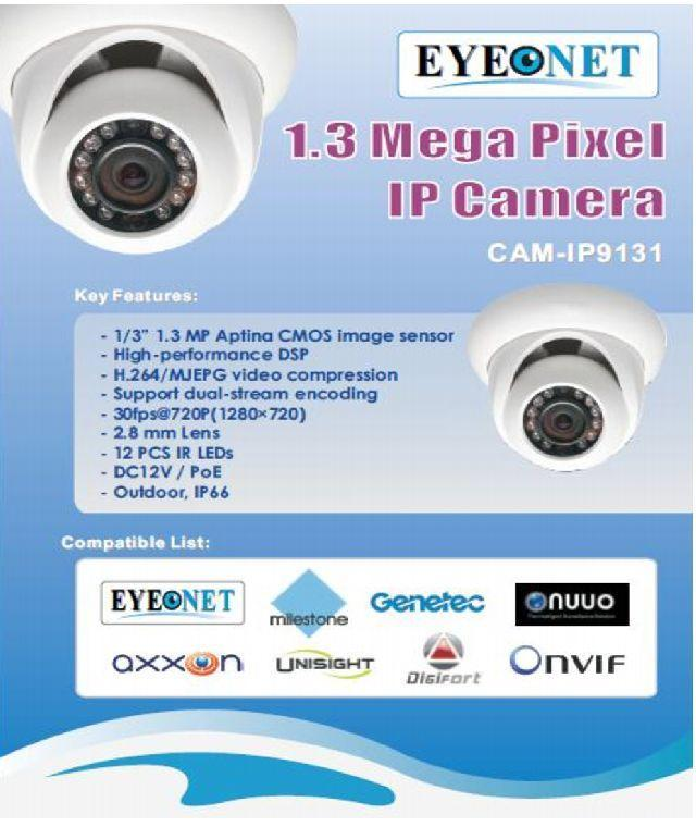Security & Surveillance Camera System