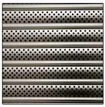 561 Series Perforated Aluminum Rolling Shutter