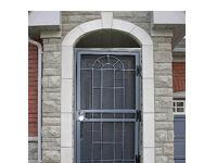 Decorative Storm Door