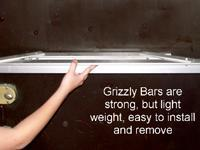 Grizzly Exit Door Security Bar-1