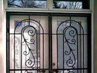 Patio Door Security Gate-12
