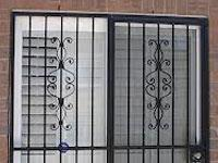 Patio Door Security Gate-13
