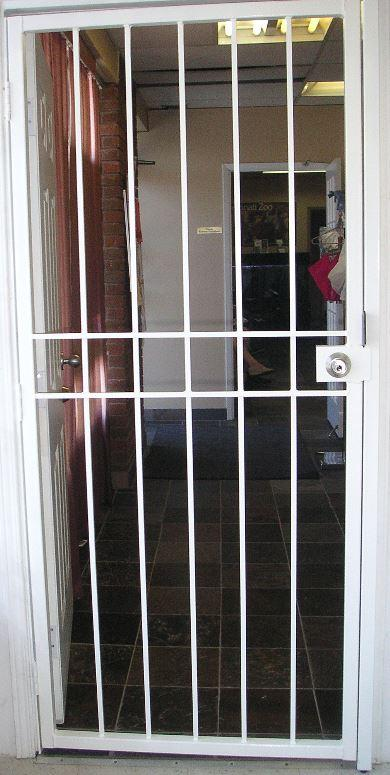 Security Door Gate Commercial-1