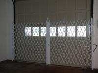 Folding Gate for Shipping Door Security-5