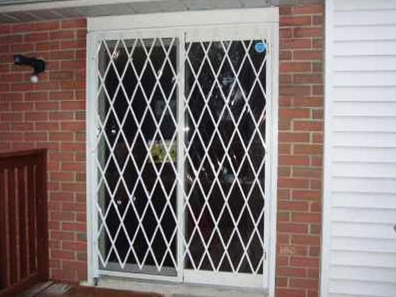 Folding Gate For Patio Door Security-1