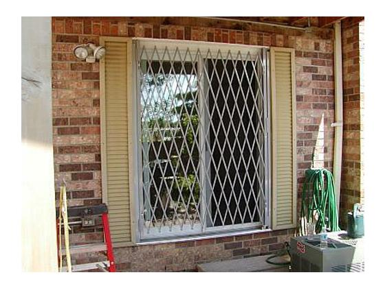 Folding Gate For Patio Door Security-2