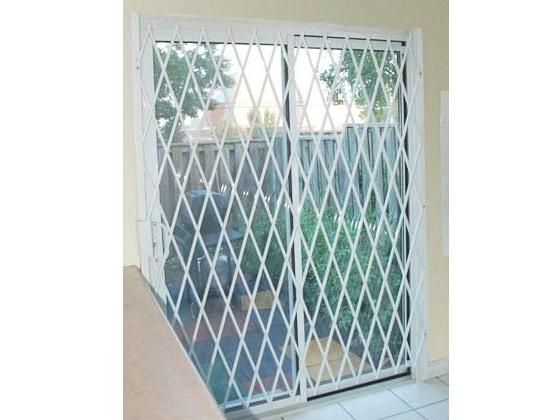Folding Gate For Patio Door Security-3