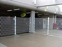 Folding Gate For Movable Access Control-8