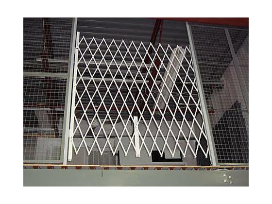 Folding Gate For Movable Access Control-5