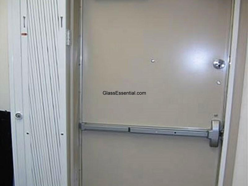 Folding Gate For Retail Store Exit Door Security