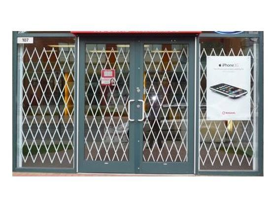 Scissor Gate For Window Door Security