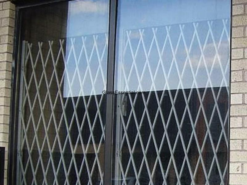 Scissor Gate For Window Door