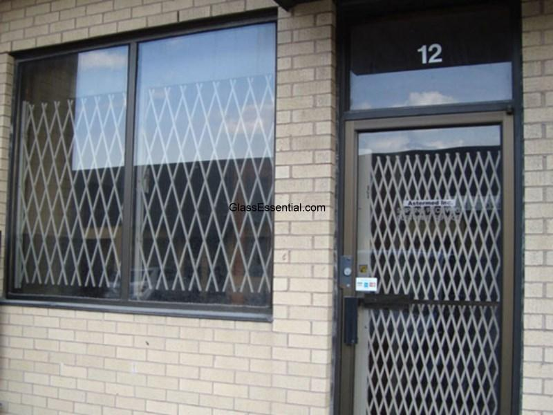 Security Gate For Retail Shop Door Window