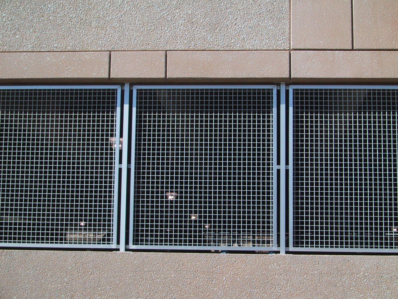Wire Mesh Window Guard-3