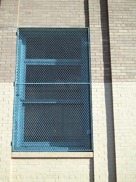 Wire Mesh Window Guard-8