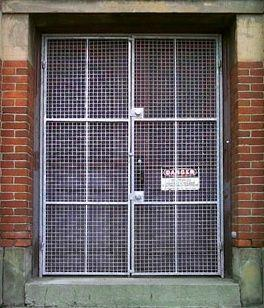 Water Pumping Station Door