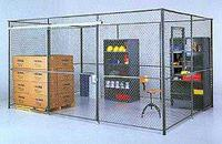 wire mesh cage