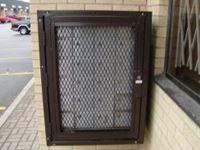 Mail Box Security Cage-3