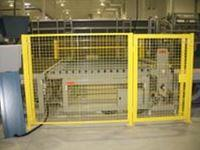 Wire Mesh Partitions and Fence-2