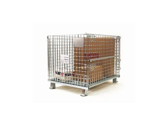 Wire Mesh Stack-able Container